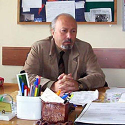 Prof. Dr. Müfit Toparlak