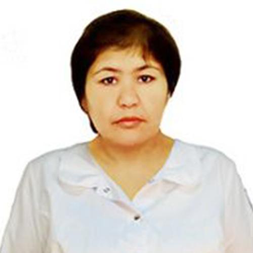 Dr. Solikha Ulukova