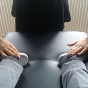 3 days training stretching osteopathy scheme
